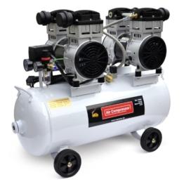3000W 4PS Flüster - Kompressor Druckluftkompressor 65dB leise ölfrei IMPLOTEX -