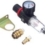 Einhell Filterdruckminderer R 1/4″ passend für Kompressoren - 1