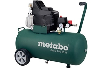 Metabo Kompressor Basic 250-50 W - 1
