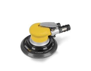 POWAIR0013   Druckluft Schleifer Excenterschleifer Schleifmaschine   150mm - 1