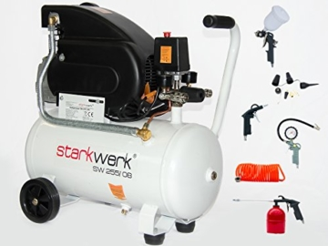 Starkwerk-Druckluft-Kompressor